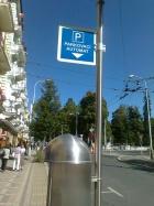 Parkovací automaty Mariánské Lázně
